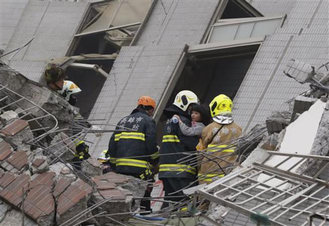 Missionários Seguros Após Terremoto em Taiwan