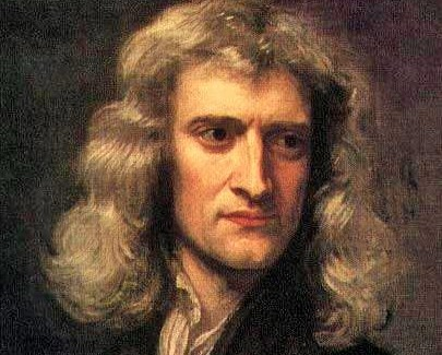 Isaac Newton: Da Maçã Para a Genealogia