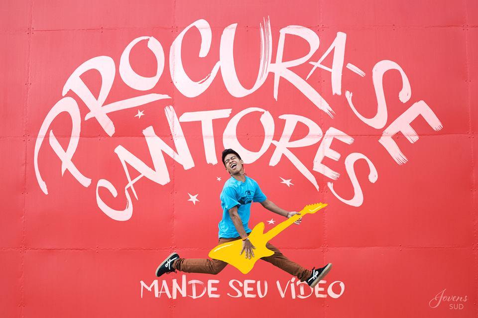 Gosta de Cantar? Igreja no Brasil procura jovens cantores!