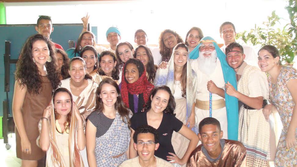 Conferência Regional de Carnaval para o JAS em Brasília é um sucesso!