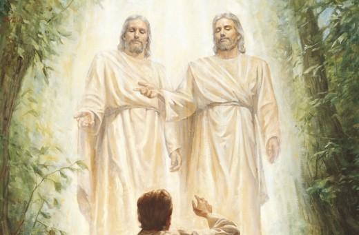 Jesus Cristo e o Pai Celestial são o mesmo personagem?