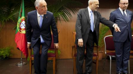 A Igreja Participa no Encontro do Novo Presidente de Portugal