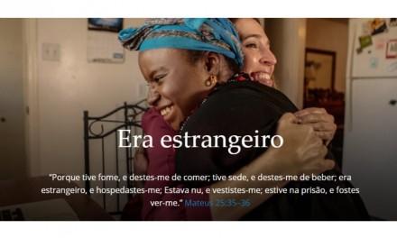 Igreja Mórmon Encoraja Mulheres a Servirem aos Refugiados