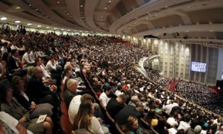Recursos e Benefícios da Nova Página da Conferência Geral