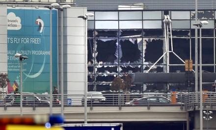 Quatro Missionários Mórmons feridos na explosão na Bélgica