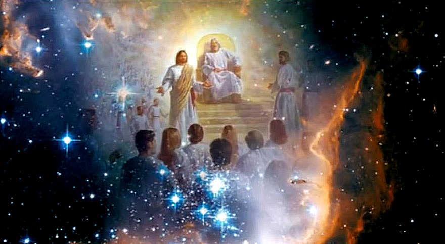 Qual foi o Real Plano de Lúcifer Apresentado no Conselho dos Céus?
