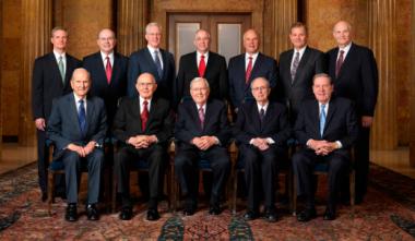 Quais eram as profissões dos Apóstolos modernos?