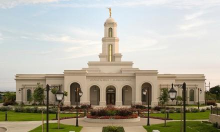 A História da Igreja Nos Países dos Novos Templos Anunciados