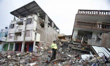 Missionários do Equador Estão em Segurança Após Terremoto