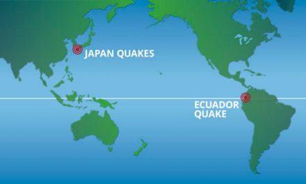 Ajuda da Igreja Mórmon Após Terremoto do Japão e do Equador
