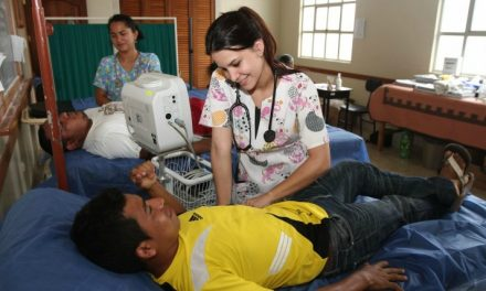 Igreja Mórmon se torna Hospital no Equador