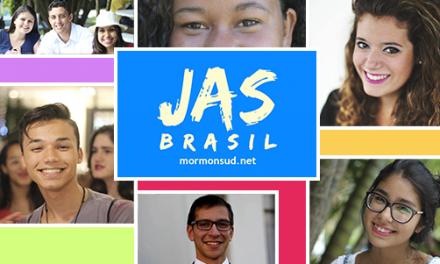 Nova Página do JAS Brasil no Facebook