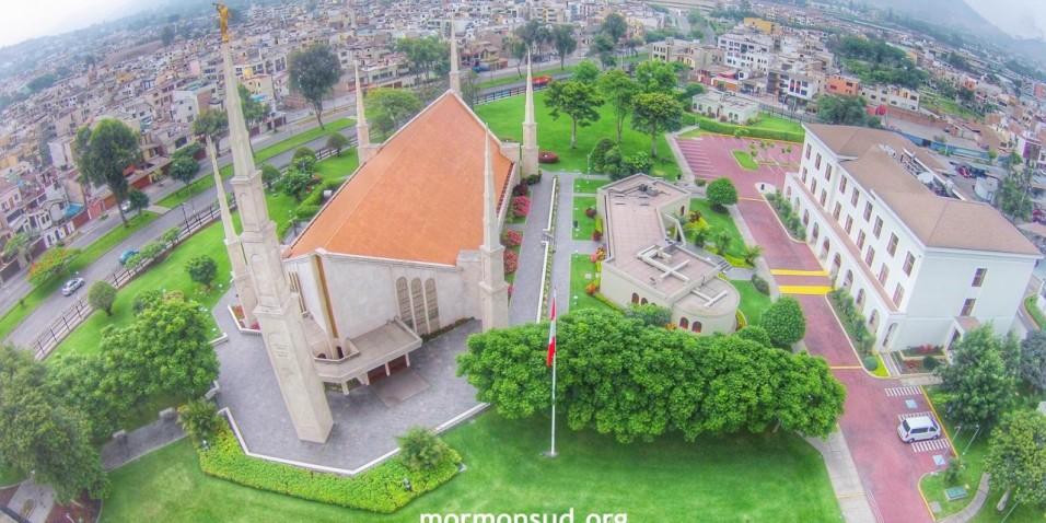 Presidente Nelson anuncia a construção de novos templos