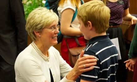 6 Realizações no Serviço da Irmã Wixom na Presidência da Primária