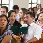 concentrar nas reuniões da Igreja