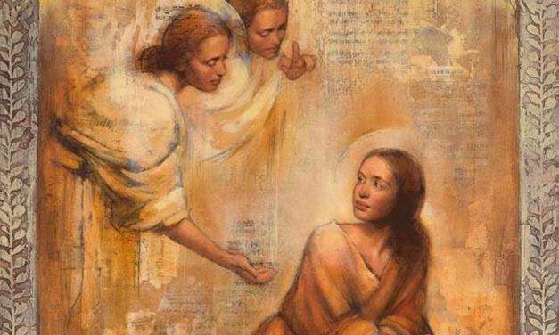 O que os profetas e apóstolos disseram sobre os anjos a nossa volta