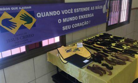 Voluntárias do Mãos que Ajudam beneficiam mais de 600 vítimas de escalpelamento no Pará