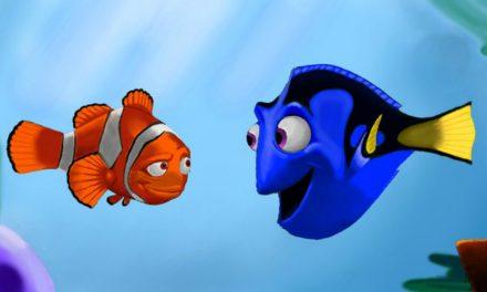 """Lições do Filme """"Procurando Nemo"""""""