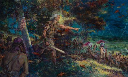 Igreja lança incrível exibição online de artes do Livro de Mórmon