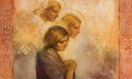 É verdade que é inapropriado falar sobre a Mãe Celestial?