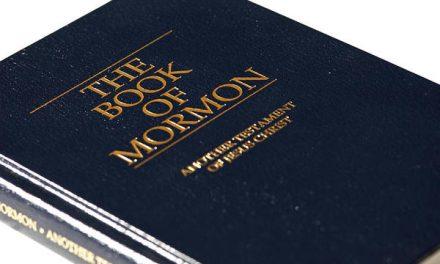Gráfico de leitura do Livro de Mórmon