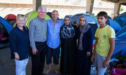 Presidente Uchtdorf doa Valor às Nações Unidas para o combate à fome
