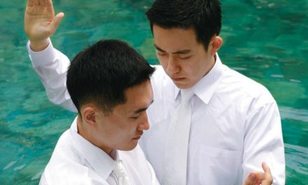 Por que eu decidi me tornar mórmon