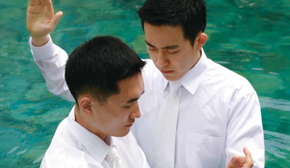 Existe Rebatismo na Igreja de Jesus Cristo dos Santos dos Últimos Dias?