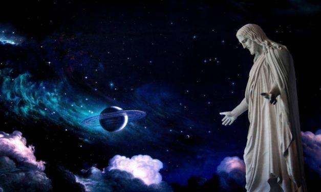 Por Que a Expiação de Jesus Cristo Foi Realizada Nesta Terra?