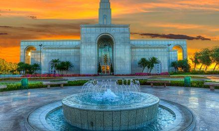 A Relevância de ver-se no Templo Sagrado