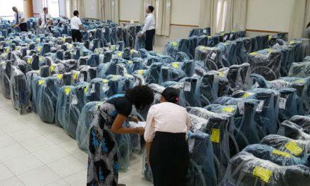 Igreja Mórmon doa mais de 300 cadeiras de rodas feitas sob medida