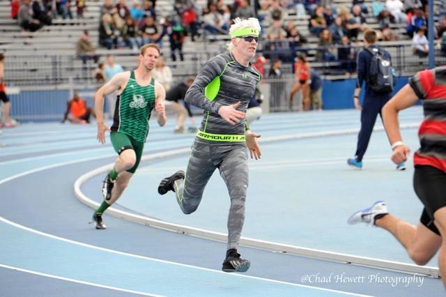 Atleta Mórmon que é quase cego competirá na Paraolimpíada do Rio 2016