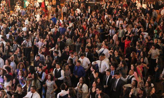 Baile CREJAS São Paulo – vem ai o maior evento do JAS do ano!