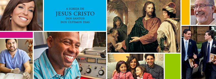 Estes são os sites e páginas oficias da Igreja de Jesus Cristo no Brasil