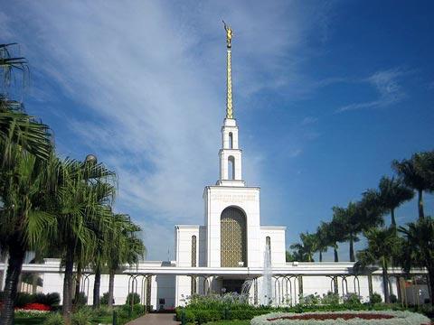 Caravana ao Templo do JAS Regional ocorreu em São Paulo