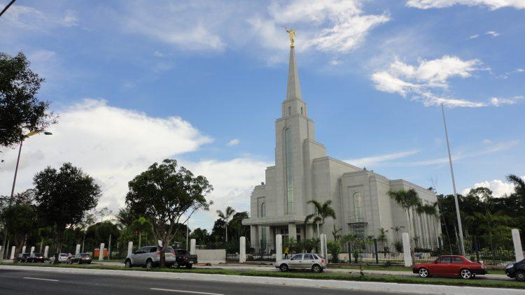 templo de manaus