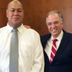 Príncipe da Tonga em Salt Lake