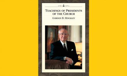 Ensinamentos dos Presidentes da Igreja: Gordon B. Hinckley
