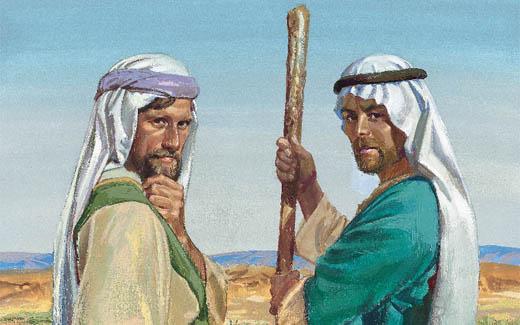 Lamã e Lemuel, o que é possível aprender com eles?