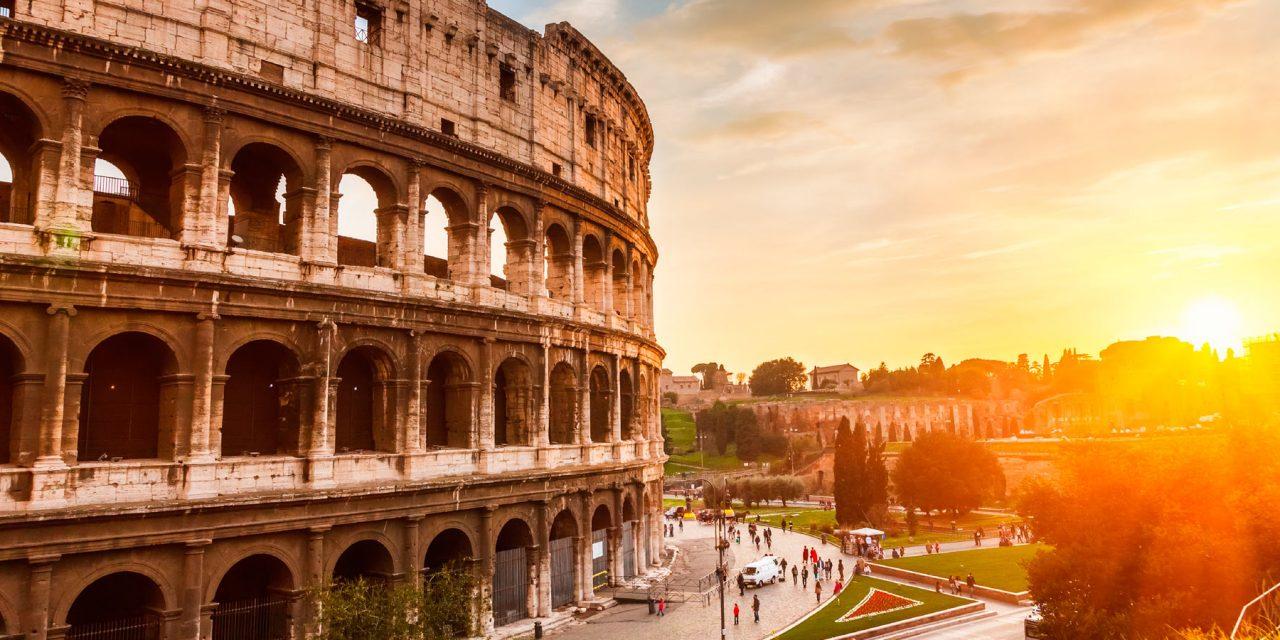 Templo em Roma a história de seus Mártires