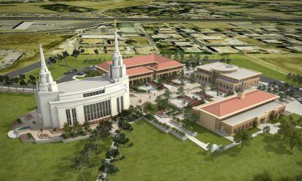 Mórmons na Itália aguardam ansiosos a dedicação do Templo de Roma