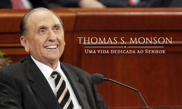 Thomas S. Monson: Uma vida dedicada ao Senhor