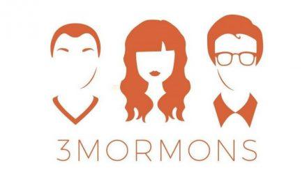 3 Mórmons, 3 opiniões diferentes, um único show