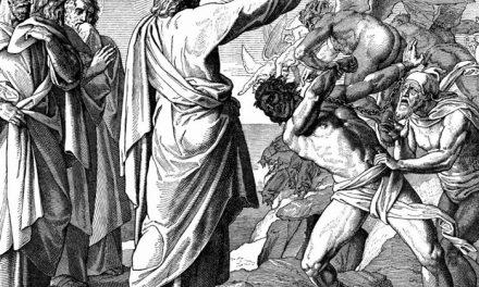 Os mórmons acreditam em exorcismo?
