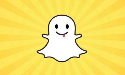 A Igreja lança conta oficial no Snapchat