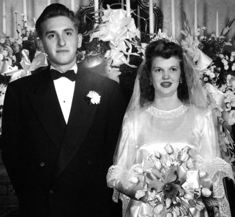 Casamento de Thomas e Frances Monson