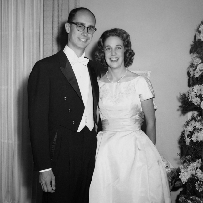 Casamento de Henry e Kathleen