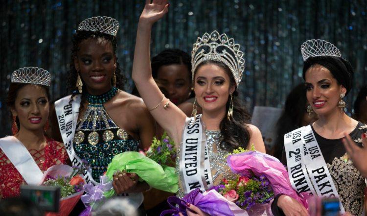 Jovem Mórmon é coroada Miss Nações Unidas 2016