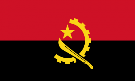 Conheça o Presidente da  Missão Angola: Denelson Silva