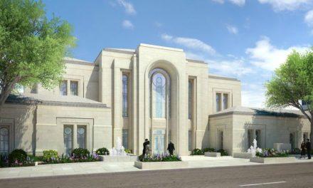 Casa aberta e dedicação do templo de Paris foram anunciadas